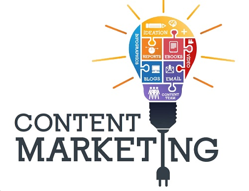 Vị trí Content Marketing